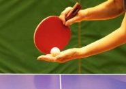 卓球の試合 ドラマ オフィス家具レンタル
